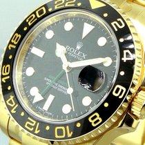 勞力士 GMT-Master II 116718LN 全新 黃金 40mm 自動發條