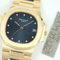 Patek Philippe 3800/1 Gelbgold 1984 Nautilus 37mm gebraucht