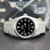 Rolex 14270 Stahl 1999 Explorer 36mm gebraucht Deutschland, Norderstedt