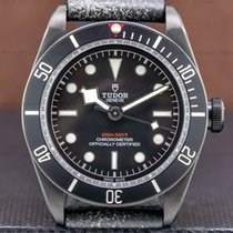 Tudor Black Bay Dark Steel 41mm Black Arabic numerals United States of America, Massachusetts, Boston