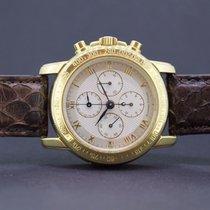 Schwarz Etienne Classic 109 Chronograph 18K 750er Gold
