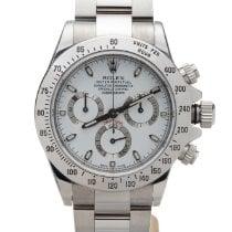 Rolex Daytona white dial ref. 116520