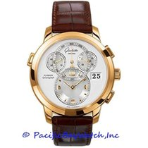 Glashütte Original 95-01-31-11-04 Rose gold PanoMaticChrono XL 42mm new United States of America, California, Newport Beach