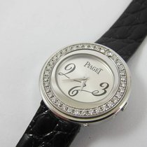 Piaget Possession Oro blanco 29mm Plata