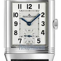 Jaeger-LeCoultre Reverso Classic Small Steel 42.9mm Silver United States of America, New York, Airmont
