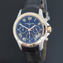 Raymond Weil Or/Acier 41mm Remontage automatique 7260 occasion