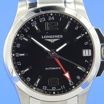 Longines Conquest GMT 41 mm Automatik