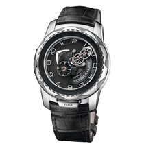 Ulysse Nardin Freak Cruiser Or blanc 45mm Noir Arabes