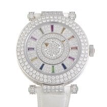 Franck Muller Double Mystery Automatic White Gold Watch
