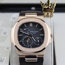 百達翡麗 (Patek Philippe) 5712R-001  Nautilus Rose Gold Automatic...