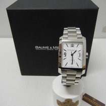 Baume & Mercier 30mm Automatic new Hampton White