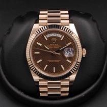 Rolex Day Date 40 228235 Rose Gold