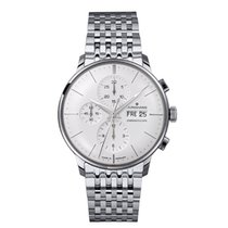 Junghans Meister Chronoscope 027/4121.44 New Steel 40,7mm Automatic