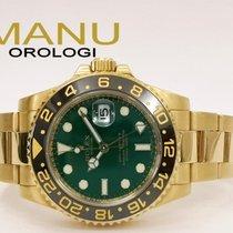 Rolex GMT-Master II Green Dial Ref.116718LN