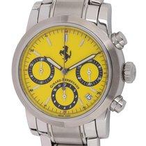 Girard Perregaux : Ferrari Chronograph :  8020 :  Stainless Steel