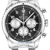 Breitling Steel Navitimer 8 43mm new United States of America, New York, Airmont