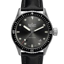宝珀 Fifty Fathoms Bathyscaphe