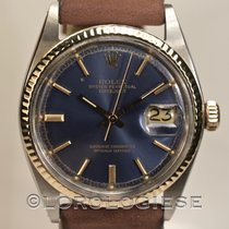 Rolex – Datejust Ref. 1601 Oyster Perpetual Steel & Gold Blue...