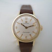 Omega Seamaster vintage ladies watch 1962 NOS strap and buckle