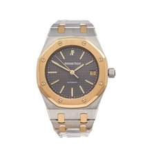 Audemars Piguet Royal Oak Stainless Steel & 18K Yellow Gold...