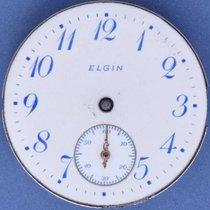 Elgin 320 1912 Vintage 0s 7j HC Movement w/Blue Number Dial...