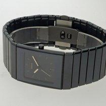 Rado 27,2mm Quarz 2013 gebraucht Diastar Schwarz