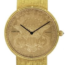 Corum Coin Watch Yellow gold 36mm Gold United States of America, Florida, Boca Raton
