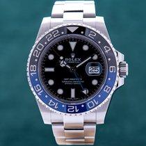 Rolex 116710BLNR Acero 2018 GMT-Master II 40mm usados