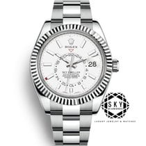 Rolex Sky-Dweller Steel 42mm No numerals