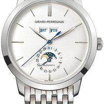 Girard Perregaux nuevo Automático Oro blanco