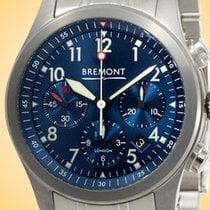 Bremont Steel 43mm Automatic ALT1-P2/BL/BR