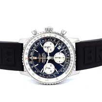 Breitling Navitimer pre-owned 42mm Black Chronograph Date Buckle