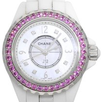 Chanel J12 H2010 2016 pre-owned