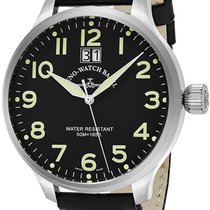 Zeno-Watch Basel Steel Quartz 6221-7003-A1 new United States of America, New York, Brooklyn