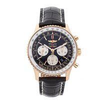 Breitling Navitimer 01 Rose gold 43mm Black No numerals United States of America, Pennsylvania, Bala Cynwyd