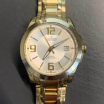 Candino Gold/Steel 40mm Quartz C4404 pre-owned
