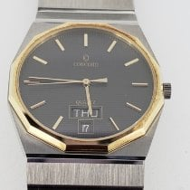 Concord Mariner Steel 32mm Grey No numerals United States of America, Michigan, Waterford