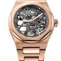 Girard Perregaux Rose gold Automatic 42mm new Laureato