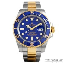 Rolex Submariner Date 116613LB 2010 tweedehands