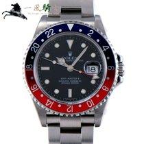 Rolex GMT-Master II 16710 Ungetragen Stahl 40mm Automatik