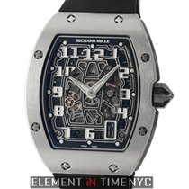 Richard Mille RM 67 Titanium 39mm Transparent Arabic numerals United States of America, New York, New York