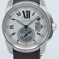Cartier Calibre de Cartier Steel 42mm White Roman numerals United States of America, Georgia, ATLANTA