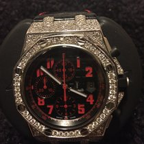 Audemars Piguet 26191BC.ZZ.D002CR.01 White gold Royal Oak Offshore pre-owned United States of America, Sunny Isles