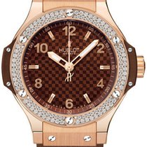 Hublot Big Bang 38 mm neu 38mm Rotgold