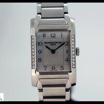 Baume & Mercier Hampton ladies watch with diamonds
