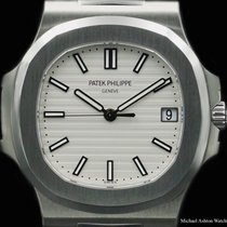 Patek Philippe Nautilus Steel 40mm White United States of America, New York, New York