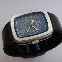 Ikepod Chronometer 33mm Automatik 2015 gebraucht Blau