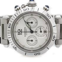 Cartier PASHA CHRONOGRAPH WATCH