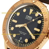 Oris 42mm Automatic new Carl Brashear Blue