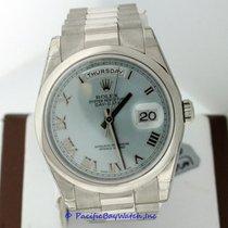 Rolex 118206 Platine Day-Date 36 36mm occasion